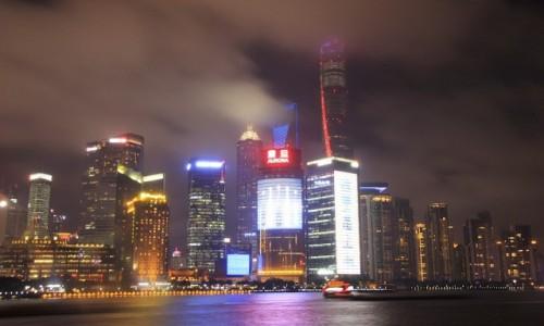 Zdjecie CHINY / Shanghai / Shanghai / Shanghai Pudong