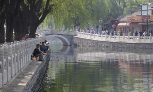 Zdjecie CHINY / Pekin / Pekin / Pekin