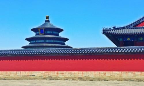 Zdjecie CHINY / Pekin / Pekin / Temple of Heaven