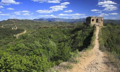Zdjęcie CHINY / Sematai / Sematai / Wielki Mur