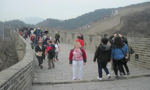 Zdjecie CHINY / - / Wielki Mur Chiński / Wielki Mur Chiński