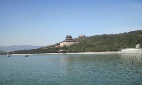 Zdjęcie CHINY / - /  Pekin / Pałac Letni w Pekinie