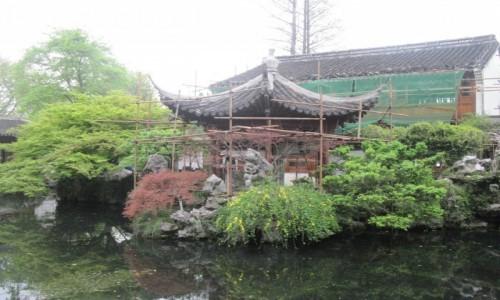 Zdjęcie CHINY / - / HANGZHOU / Ogród Rodziny Guo