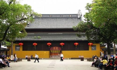 Zdjęcie CHINY / prowincja Jiangsu / Suzhou / Świątynia Xuanmiao