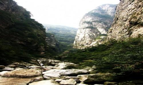 Zdjęcie CHINY / prowincja Jiangxi / Lu Shan / Góry Lu