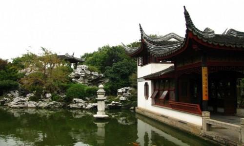 Zdjęcie CHINY / prowincja Jiangsu / Tongli / Pagoda Perłowa