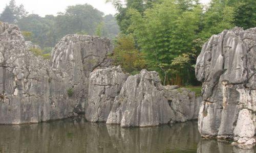 Zdjecie CHINY / brak / Kunming i okolice / Kamienny Las2