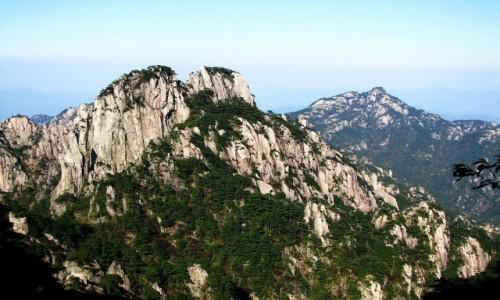 Zdjęcie CHINY / prowincja Anhui / Huang Shan / Góry Żółte