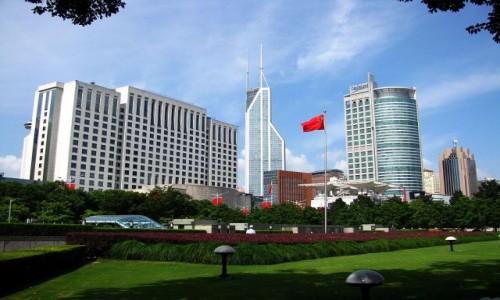 CHINY / Szanghaj / Szanghaj / Plac Ludowy
