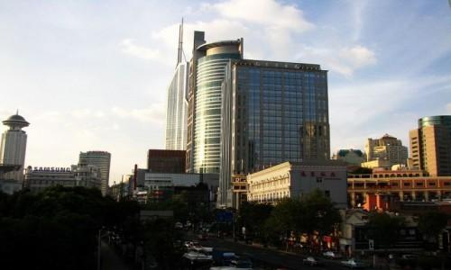 Zdjecie CHINY / Szanghaj / Szanghaj / Plac Ludowy