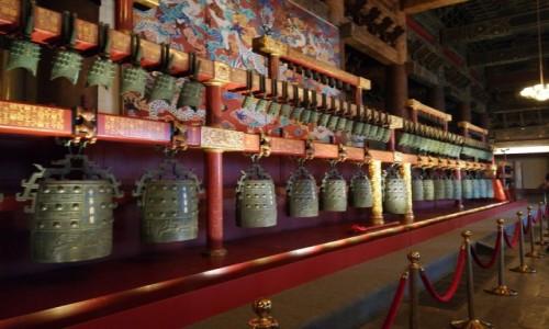 CHINY / Pekin / Pekin / Świątynia Cesarskich Przodków