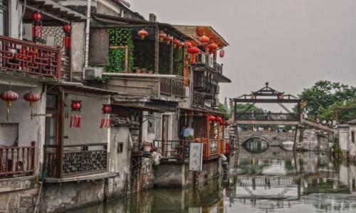 Zdjecie CHINY / - / Suzhou / Suzhou