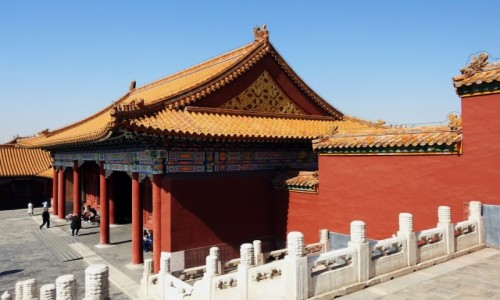 CHINY / Pekin / Pekin / Zakazane Miasto 2