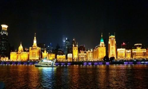 Zdjecie CHINY / Szanghaj / Huang Pu / Pudong 4
