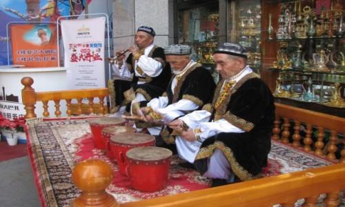 Zdjecie CHINY / XINJIANG / TURPAN / JEDWABNY SZLAK