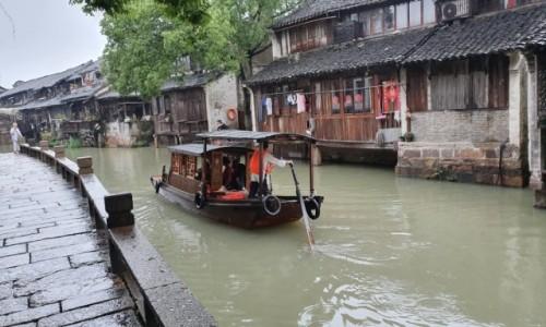 Zdjecie CHINY / -Sozhou / Sozhou / Wenecja Wschodu