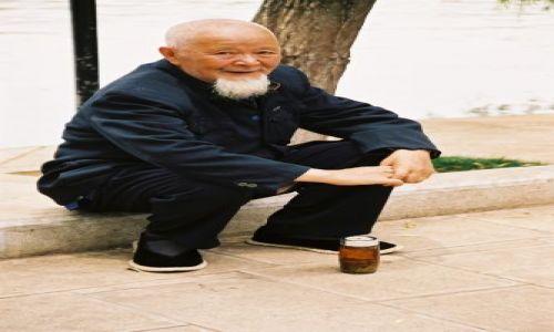 Zdjecie CHINY / brak / Pekin / Przenosna herba