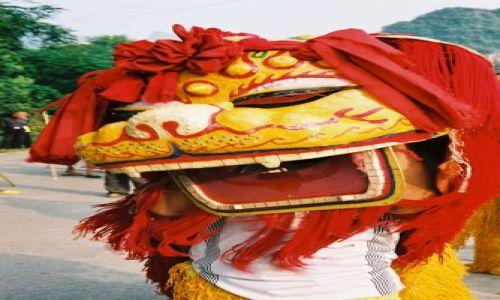 Zdjęcie CHINY / Yangshuo / gulin / Pogrzeb
