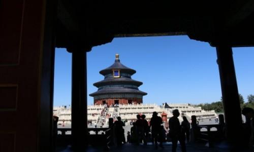 Zdjecie CHINY / Pekin / Pekin /  Taoistyczna Świątynia Niebios