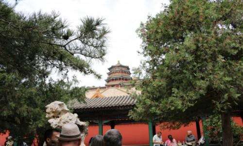 Zdjecie CHINY / Pekin / Kunming / Pałac Letni