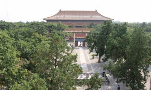 Zdjecie CHINY / Pekin / Pekin / Zakazane Miasto