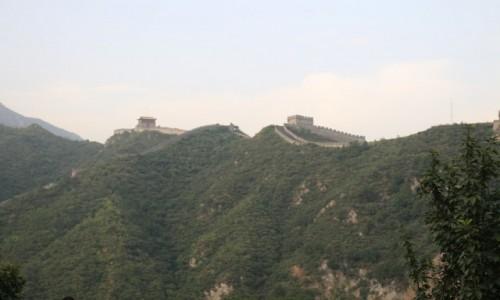 Zdjecie CHINY / Pekin / Wielki Mur Chiński / Wielki Mur Chiński