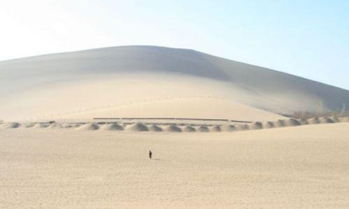 CHINY / brak / okolice Dunhuang / Pustynia Gobi