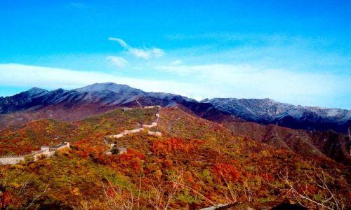Zdjecie CHINY / brak / Niedaleko Pekinu / Wielki Mur