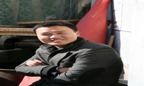 CHINY / brak / Pekin / Jego ojciec sprzedawał fistaszki