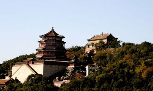 CHINY / brak / Pekin / Pałac Letni
