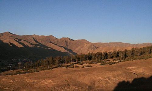 CHINY / brak / Prowincja Gansu / Xiahe_