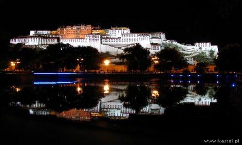 Zdjęcie CHINY / Tybet / Lhasa / Potala
