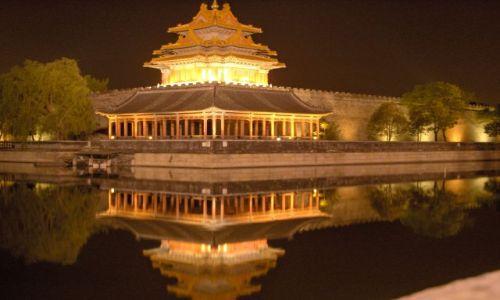 Zdjecie CHINY / Pekin / Pekin / Wieża