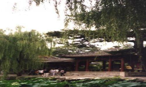 CHINY / Beijing / Pekin- Pałac Letni / Ogród Niebianskiej Harmonii