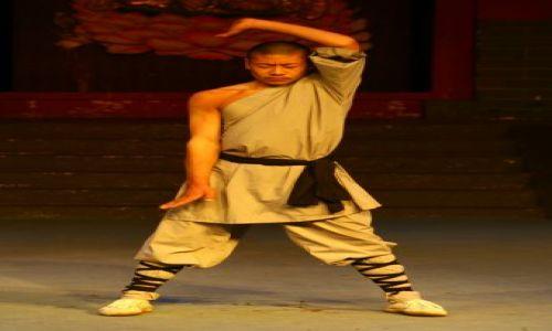 Zdjęcie CHINY / brak / Henan / klasztor Shaolin