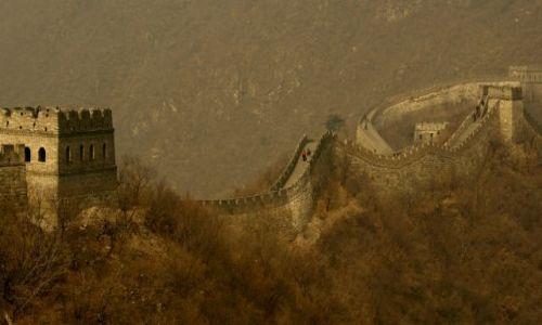 Zdjecie CHINY / brak / Pekin / Chinski Mor