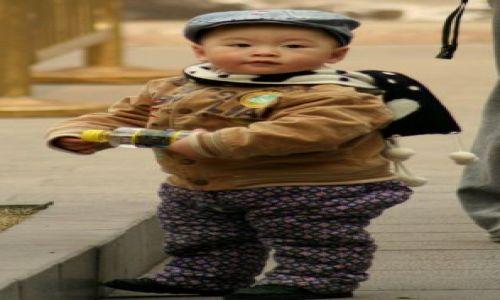 Zdjecie CHINY / brak / pekin / dziecko