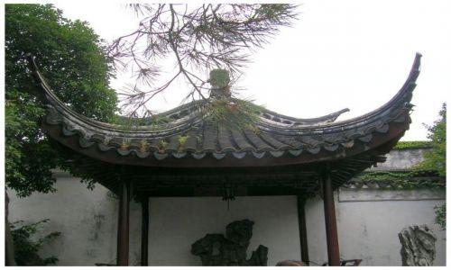 Zdjęcie CHINY / Chiny Wschodnie / Suzhou / Daszek