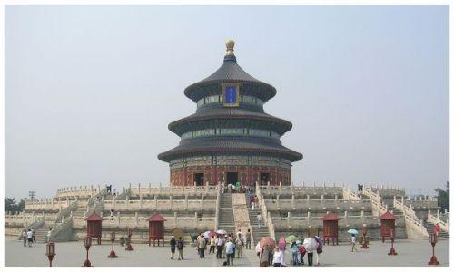 Zdjęcie CHINY / Chiny Zachodnie / Beijing / Tiantan - Światynia Nieba