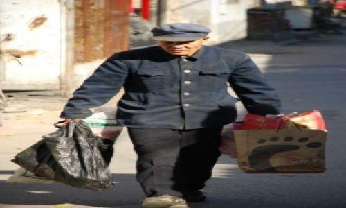 Zdjecie CHINY / Pekin / Pekin / W dzielnicy hutongow 2