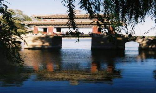 Zdjecie CHINY / brak / Pekin / Pa�ac Letni