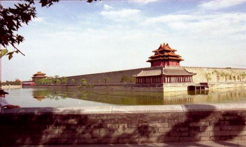 Zdjęcie CHINY / brak / Beijing / Zakazane Miasto