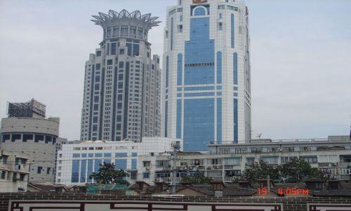 Zdjęcie CHINY / GUANZOU / Nanning / Nanning-4--3 mln mieszkancow