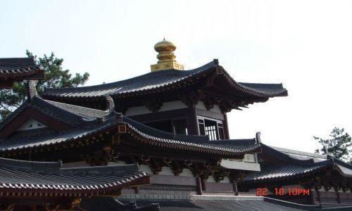 Zdjecie CHINY / GUANZOU / Nanning / Chinski klasztor ,cos co lubimy