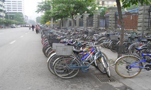 Zdjecie CHINY / Sychuan / Chengdu / tam puścić naszych złodziei !