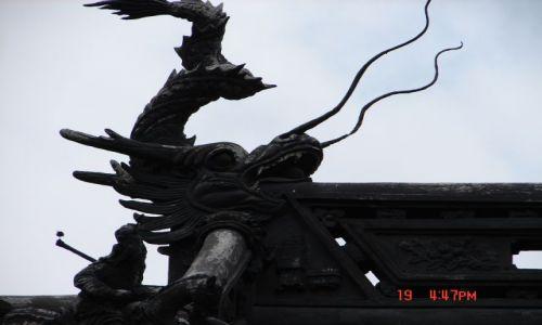 Zdjecie CHINY / Szanghaj  / Szanghaj / Pol Smoka