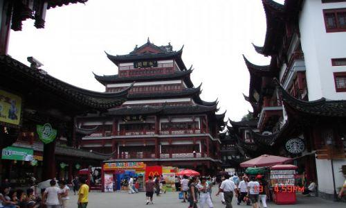 Zdjecie CHINY / Szanghaj  / Pudong / ''Budynek''