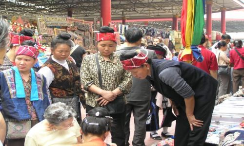 CHINY / Pekin / Pekin / market