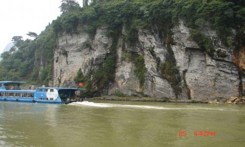 Zdjecie CHINY / Guangzo / Guilin / Gory wapienne ,tzw. chinskie Zakopane