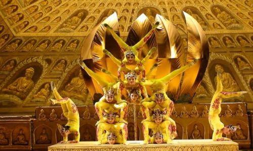 Zdjecie CHINY / brak / DONCHUANG / teatr chiński